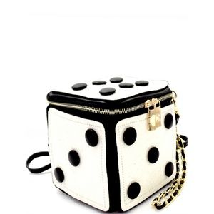 "Handbags - Roll the ""Dice"" Handbag"